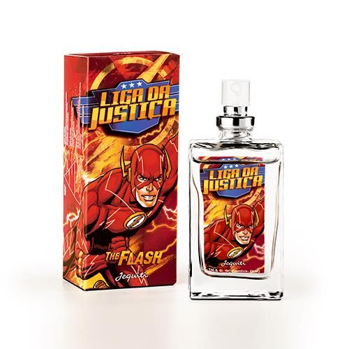 fbd0dcc872 Colônia Liga da Justiça The Flash - Loja de Mistura Feminina